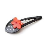 Kinder Haarspange Erdbeere - pe433dhlc